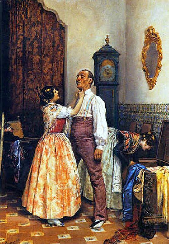 Pintura de José Benavent Calatayud